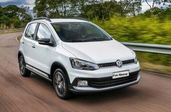 Volkswagen despidió al Fox