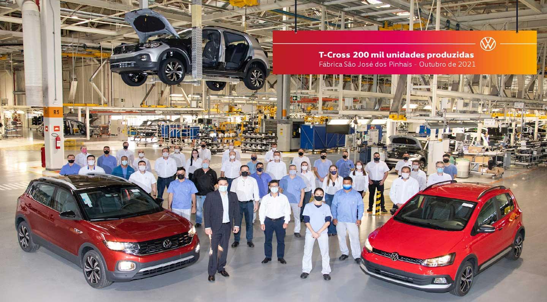 Volkswagen Fox fin producción Brasil